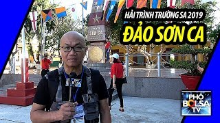 Hình ảnh và tâm tình từ đảo Sơn Ca, điểm đến đầu tiên của cuộc hải trình Trường Sa 2019
