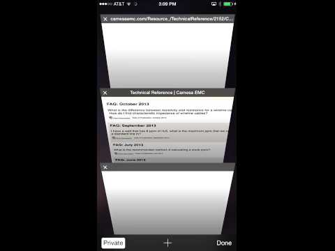 Camesa Mobile App - Let Us Help You Demo