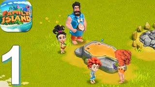 Family Island - Farm game - Gameplay Walkthrough Part 1 Tutorial (Android,iOS) screenshot 1