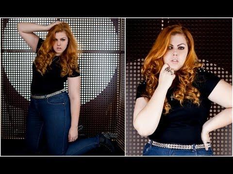 Russian Plus Size Model Curvy Katalina Gorskikh 12 01 2013