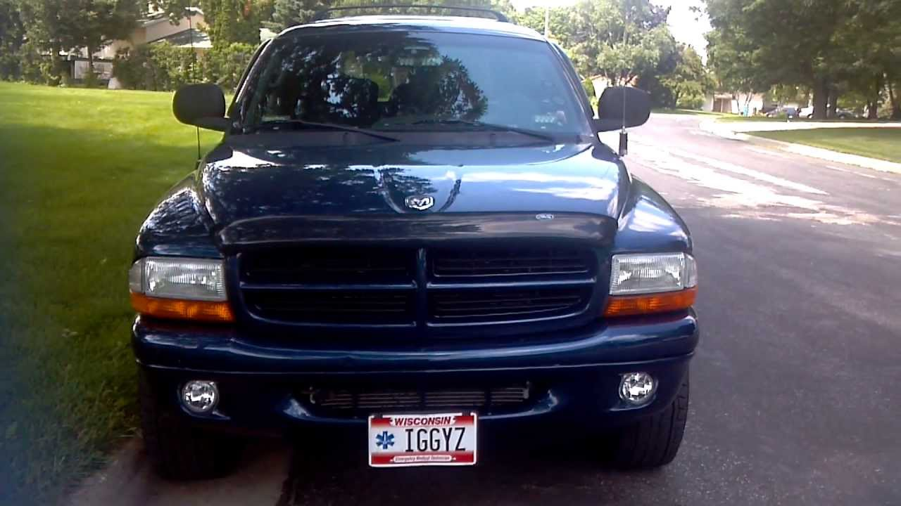 2000 Dodge Durango With Tomar Led Lights