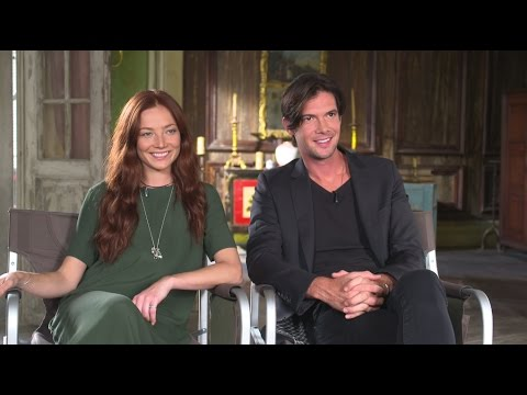 'Black Sails' Season 2 Interivew: Toby Schmitz and Clara Paget