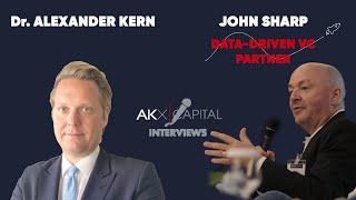 PARTNER AT A DATA-DRIVEN VC | JOHN SHARPER 🚀