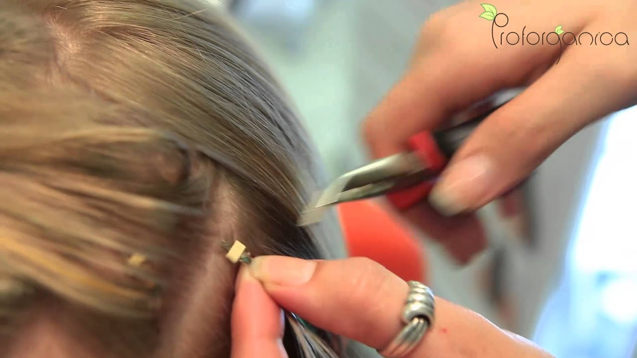 How to Use Beads in Your Hair and Braids - YouTube