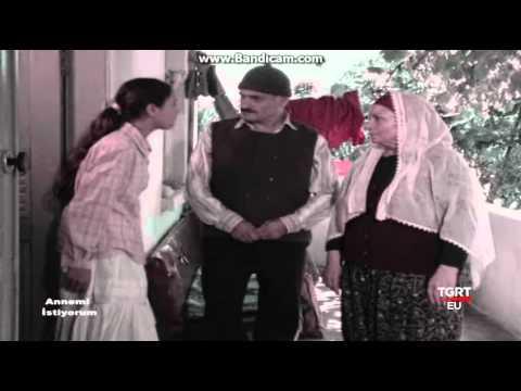 Burcin Terzioglu and Yilmaz Terzioglu in the series Annemi Istiyorum 1993