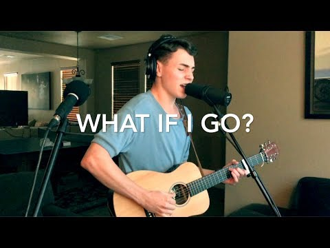 Mura Masa - What If I Go? (Acoustic Loop Pedal Cover)