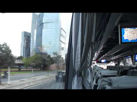 Barcelona-to-Madrid: an overnight coach ride 2011-04-04