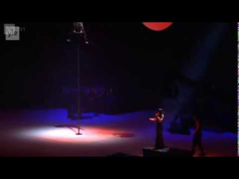 Loreen - Do We Even Matter & My Heart Is Refusing Me LIVE @Art on Ice 2014