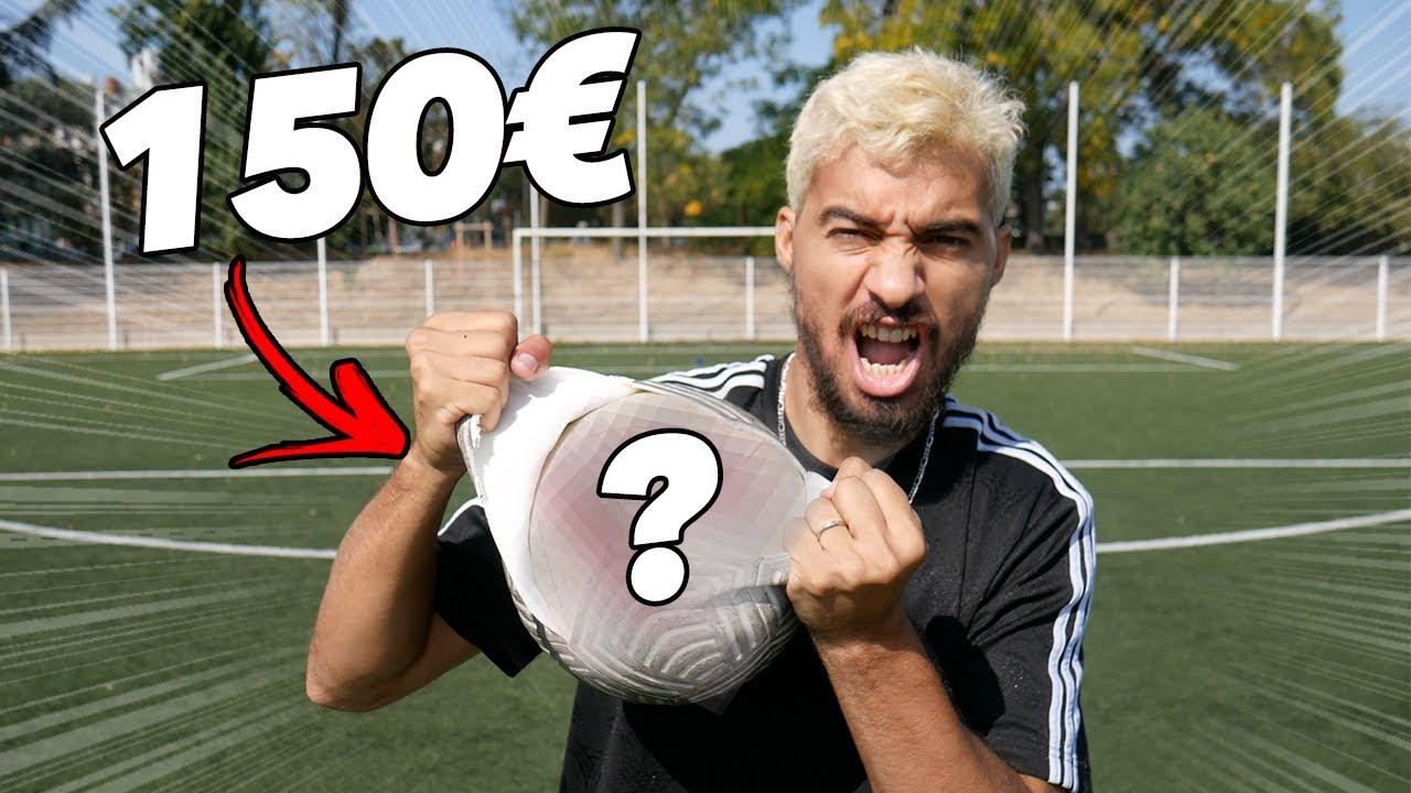 Y'A QUOI DANS UN BALLON DE FOOT A 150€ ?!