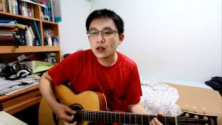 Bon Jovi - Hearts Breaking Even (acoustic cover)