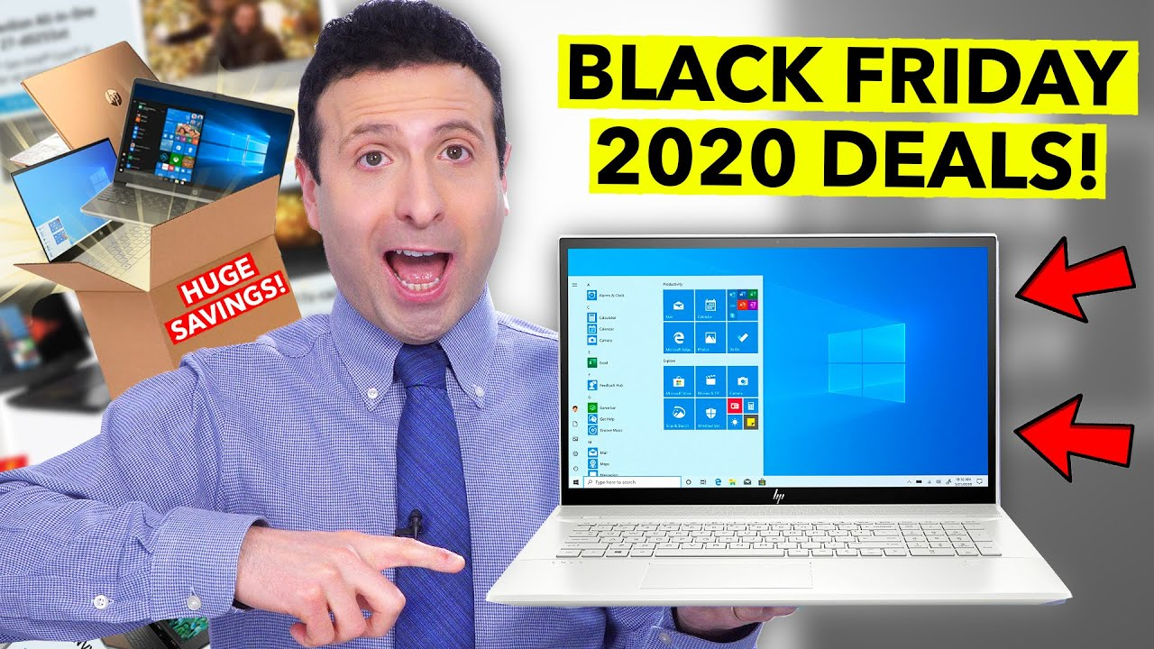24 Best Black Friday Laptop Deals (2020): HP, Apple, Lenovo ...