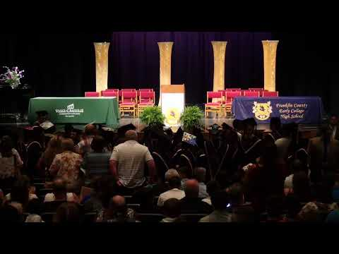 Franklin County Early College Graduation 2019