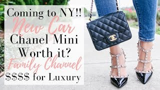 Q&A - New Car, Money for Luxury, Momma Bear + HydraFacial/Dermaplaning | LuxMommy