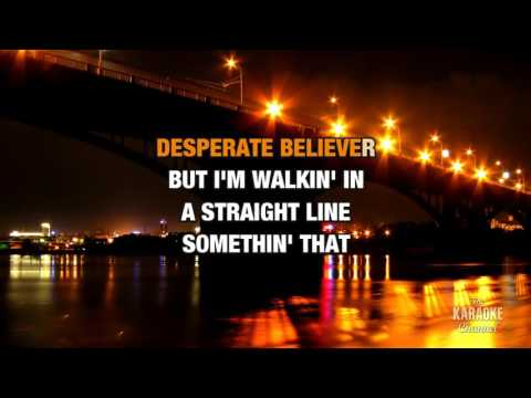 Straight Lines in the style of Silverchair | Karaoke with Lyrics