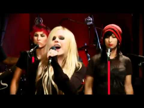 Avril Lavigne - Everything Back But You [Live]