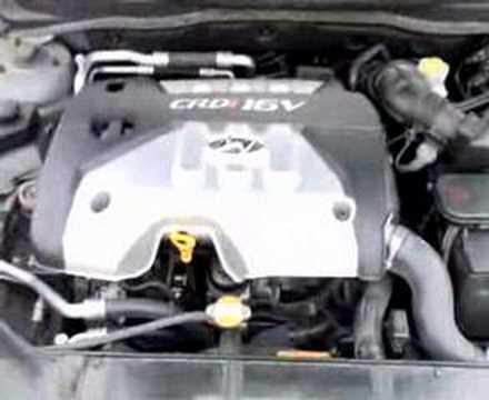 Hyundai Accentsel Engine Sound