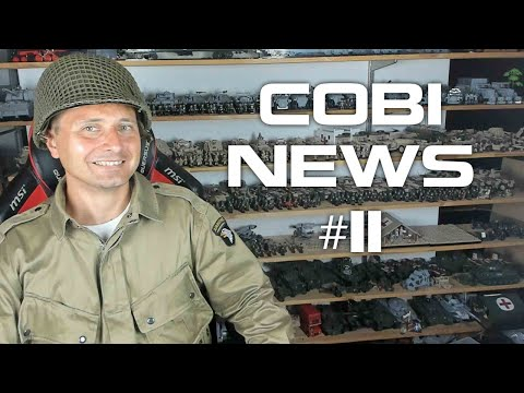 COBI News #11 - Livestream [English]