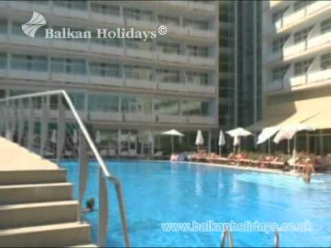 Grand Hotel & Apartments Oasis, Sunny Beach, Bulgaria