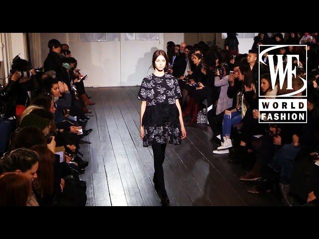 Front Row Devastee Fall-Winter 15-16 Paris Fashion Week