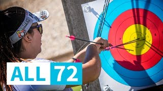 All 72: Sara Lopez' 697/720 qualification at Salt Lake 2018