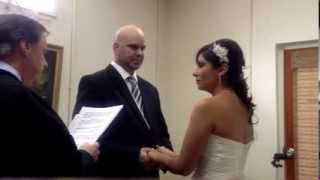 ATLANTA WEDDING OFFICIANT PRIEST BILINGUAL BEAUTIFUL NOVIA BRIDE GROOM www.wedgeorgia.com