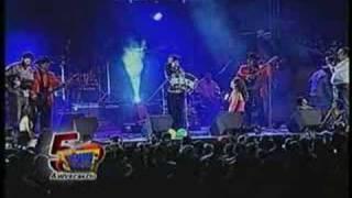 CICLONES DEL ARROYO TARDE O TEMPRANO EN VIVO 2008