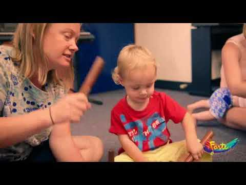Forte School of Music Jondalup - Jungle Music Classes - Babies Music Lessons, Toddlers Music Lessons