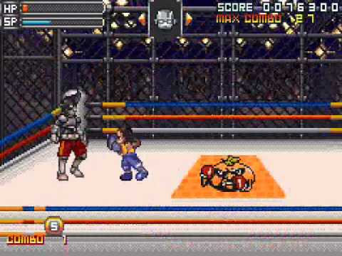 Let's Play Iron Kid (Marty Path) 08 - Robot Boxing League