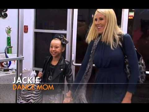 Sophia Lucia on Dance Moms Travel Video