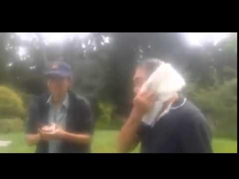 คุณเอนก ซานฟราน รับคำท้า Ice Bucket Challenge ดร.เ...