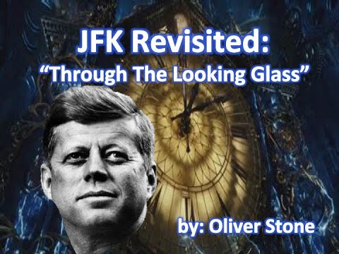 """Oliver Stones -  """"JFK Revisited: Through the Looking Glass""""  Exclusive Clip  Altitude Film"""
