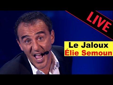 ELIE SEMOUN - LE JALOUX / Live dans les Années Bonheur