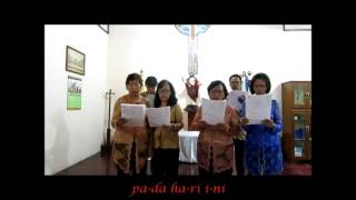 Bapa Kami - Totok Pujianto - Voca Servitae Choir