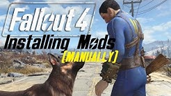 FALLOUT 4: Installing Mods on PC (MANUALLY)