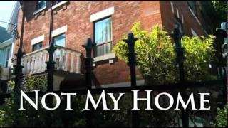 Not My Home - Behind Boarding House Walls