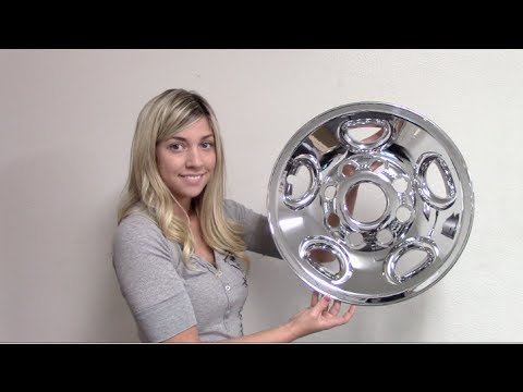 GMC & Chevy #5195 Wheel Skins & Simulators