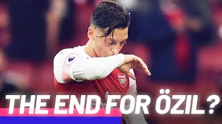 Why Arsenal decided to leave Mesut Özil out of their team for the Premier League | Oh My Goal