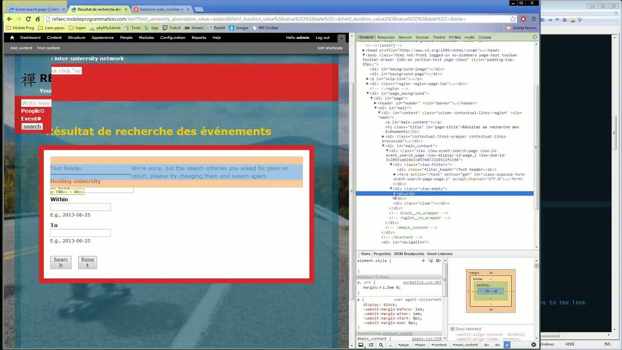 drupal custom view template livecoding 03 drupal custom views template theme youtube