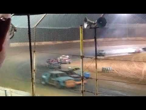 Factory Stock Feature at 105 Speedway 03.23.19