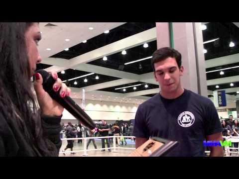MMAVM - Gracie Nationals 2013 - Day One !!  Rose Gracie & Javier Vazquez
