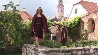 Tanec, hudba a obchod na Krumbenowe 2014