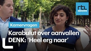 Gambar cover Karabulut over aanvallen DENK: 'Heel erg naar en jammer'