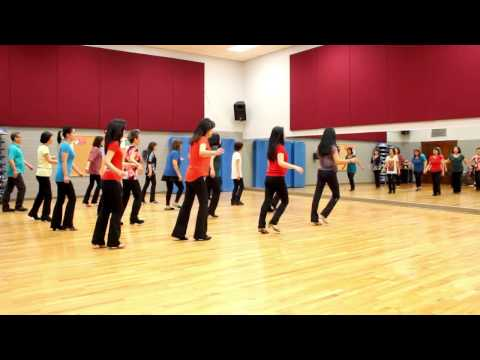 4 In The Morning - Line Dance (Dance & Teach in English & 中文)