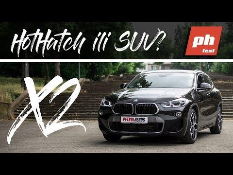 ZALJUBILI SMO SE U LUTKU SA NASLOVNE STRANE - BMW X2 2.0d xDrive Sport