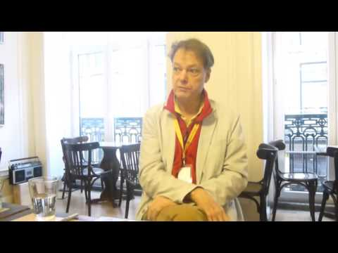 Interview with Bill Plympton @ MONSTRA 2016