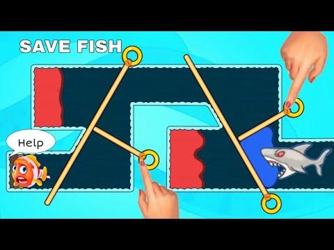 #SaveTheFish #fishdome Save The Fish Game /fishgame