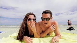 #RVlife + Best Beach Game Ever!