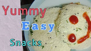 How to make Bread idli? Easy bread & potato item at home/ Easy snacks for kids/ Creative Apurva Jain