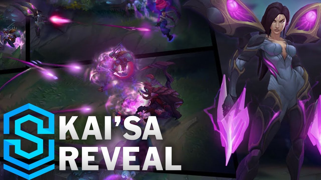 Kai'Sa Reveal - Daughter of the Void | New Champion