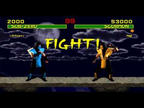 Mortal Kombat - AdamVsAdam  (Arcade Kollection) |